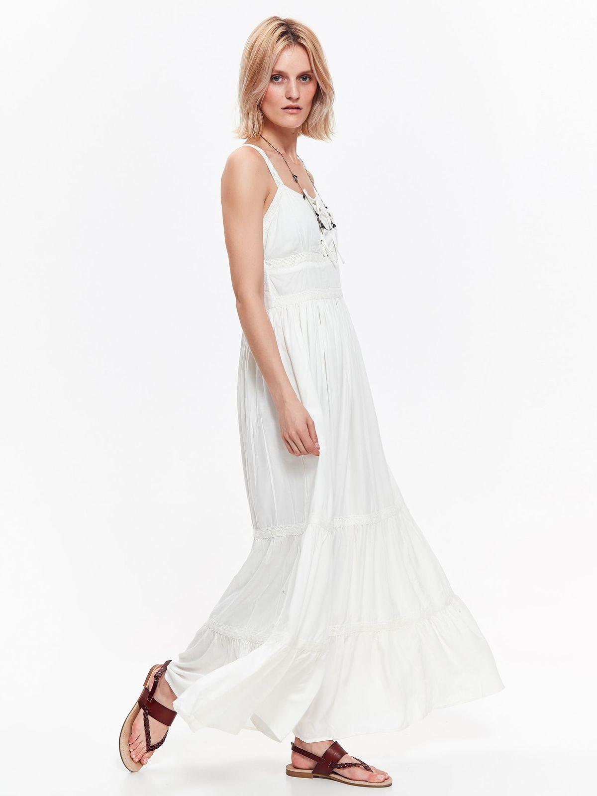 TOP SECRET TOP SECRET maxi φορεμα boho style