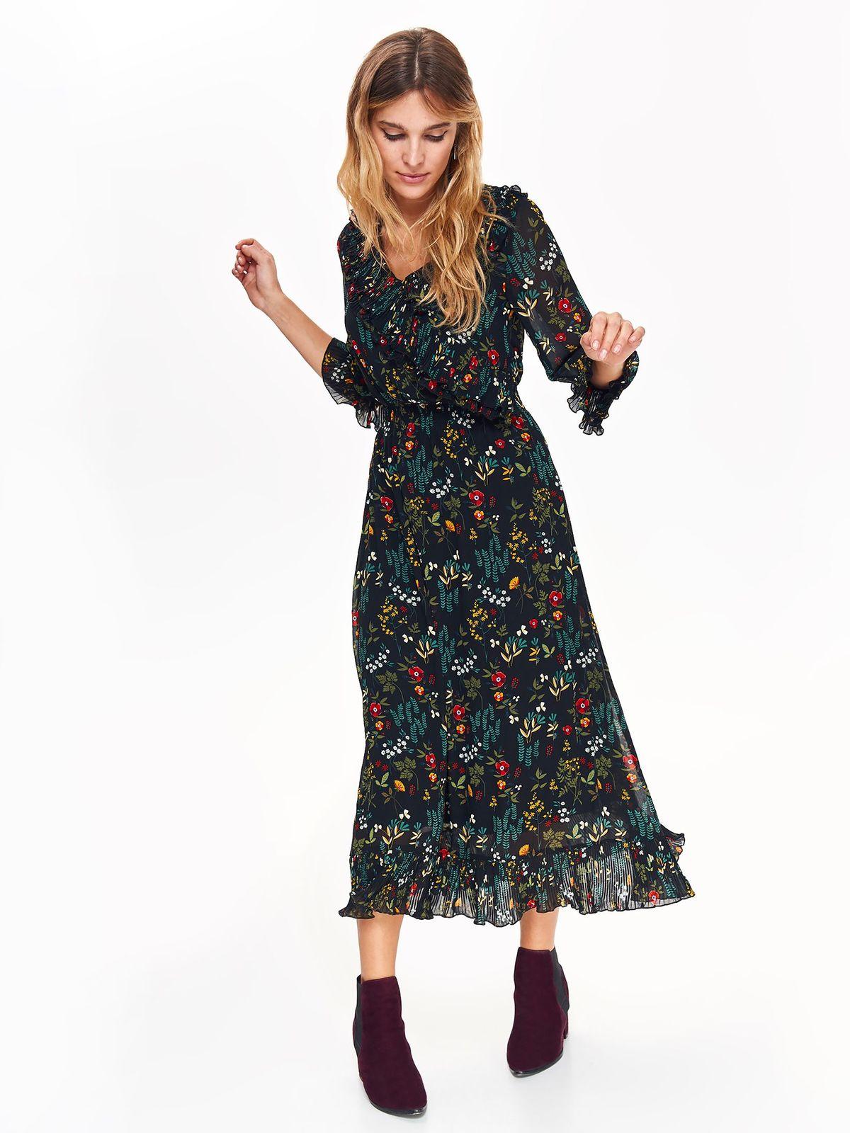 2580029b9dc8 TOP SECRET top secret maxi φλοραλ φορεμα