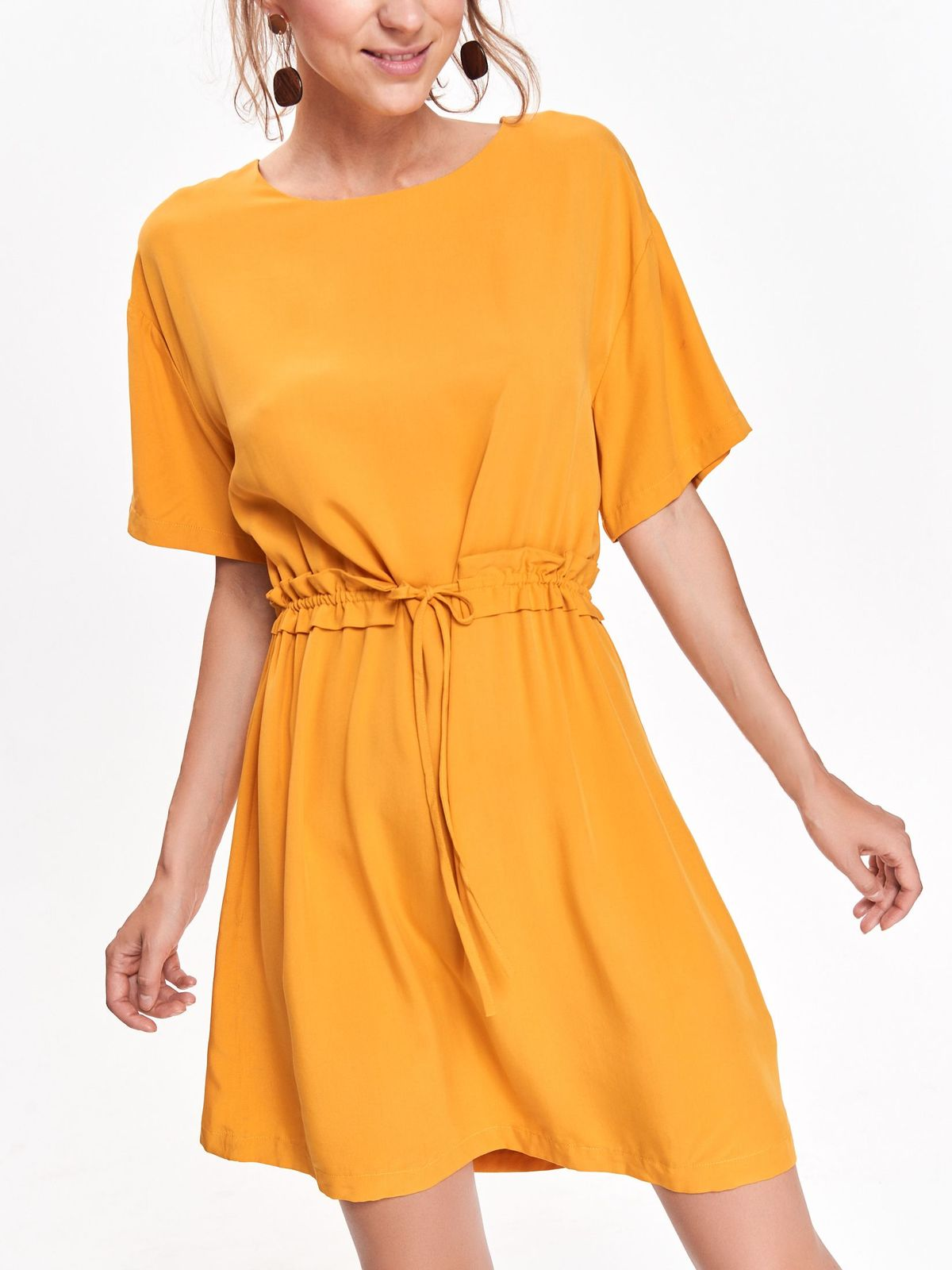TOP SECRET TOP SECRET μινι φορεμα soft denim