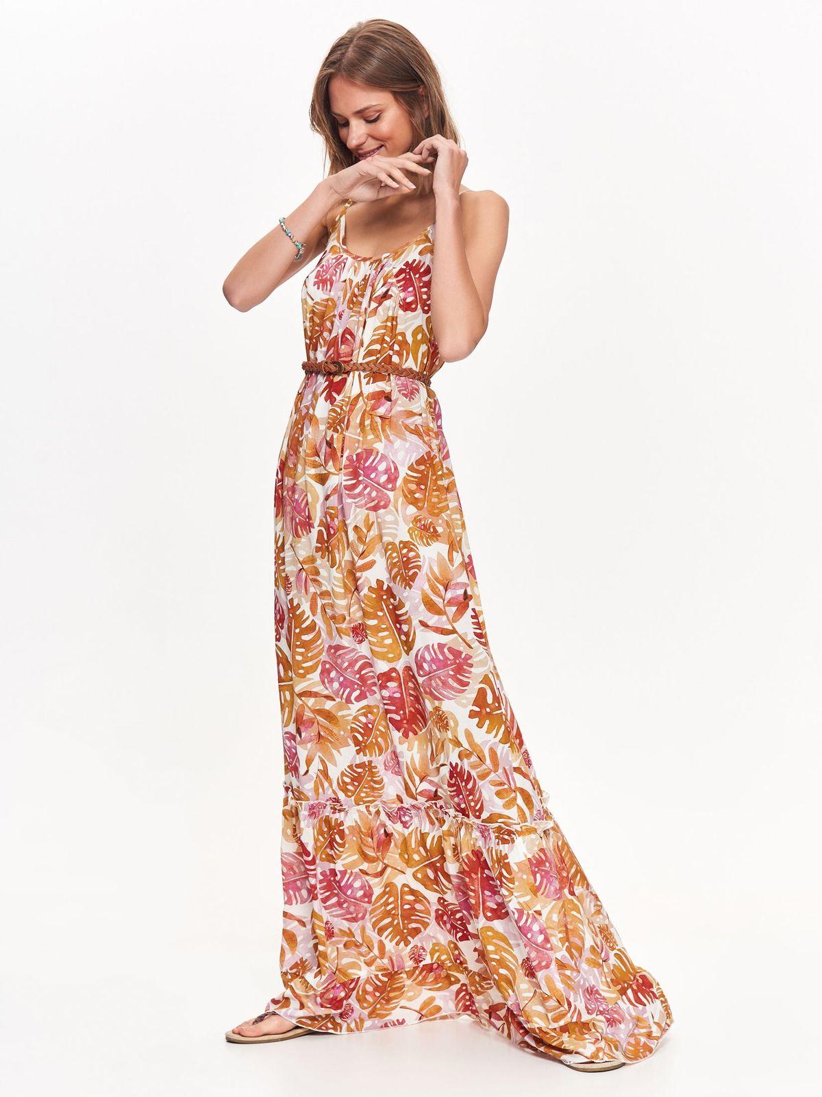 top secret maxi φορεμα