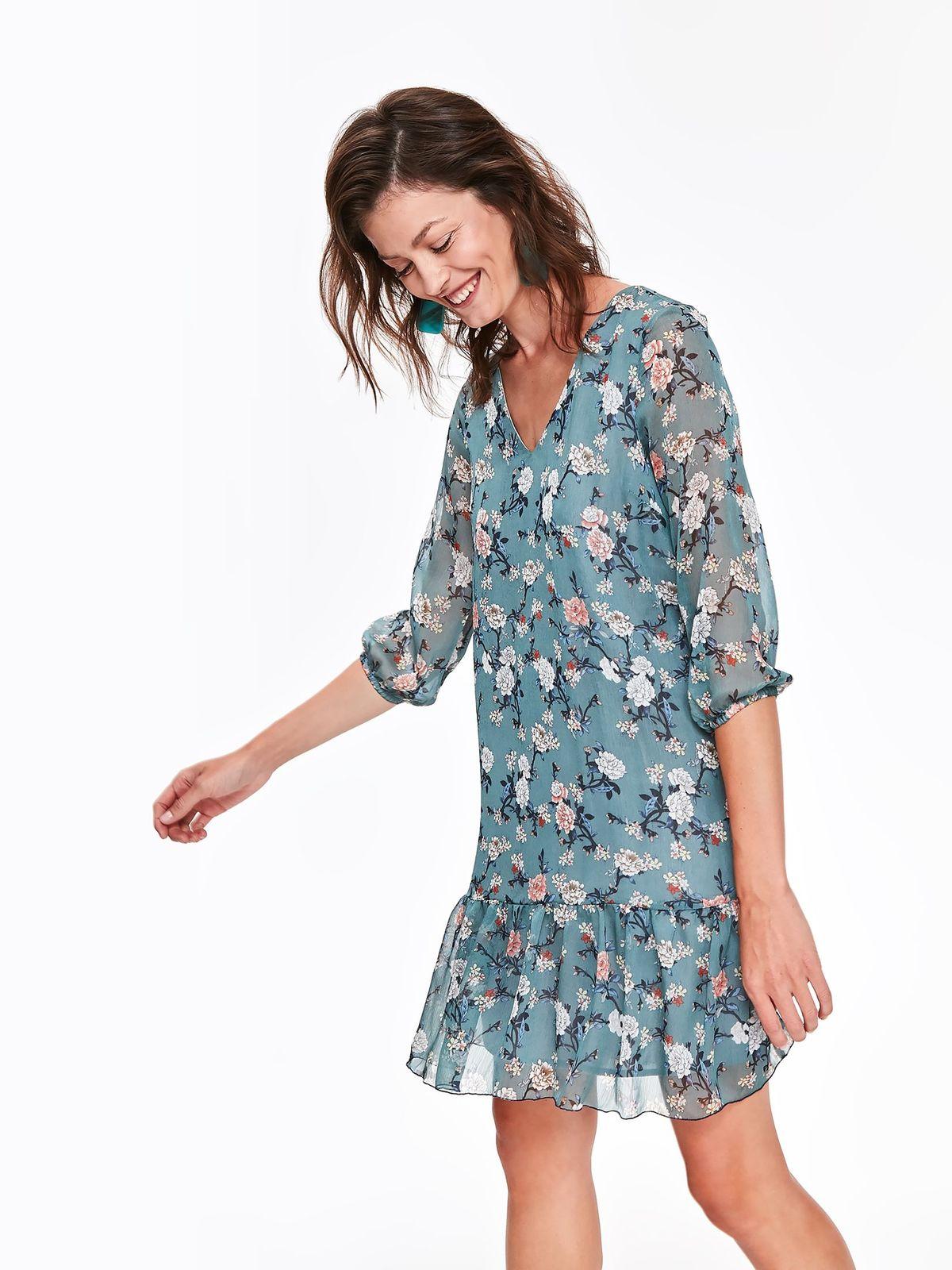 621d0333b72b TOP SECRET TOP SECRET floral φορεμα