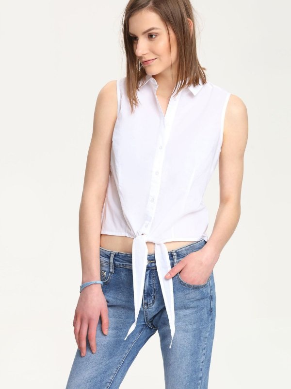 TROLL αμανικο πουκαμισο με γιακα
