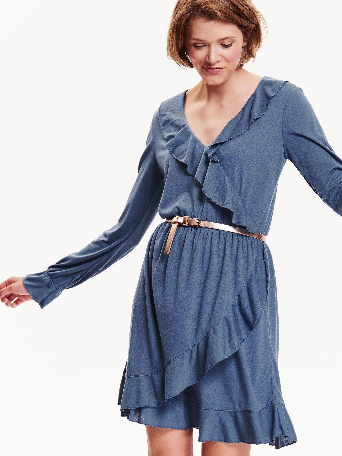 TROLL TROLL drape φορεμα
