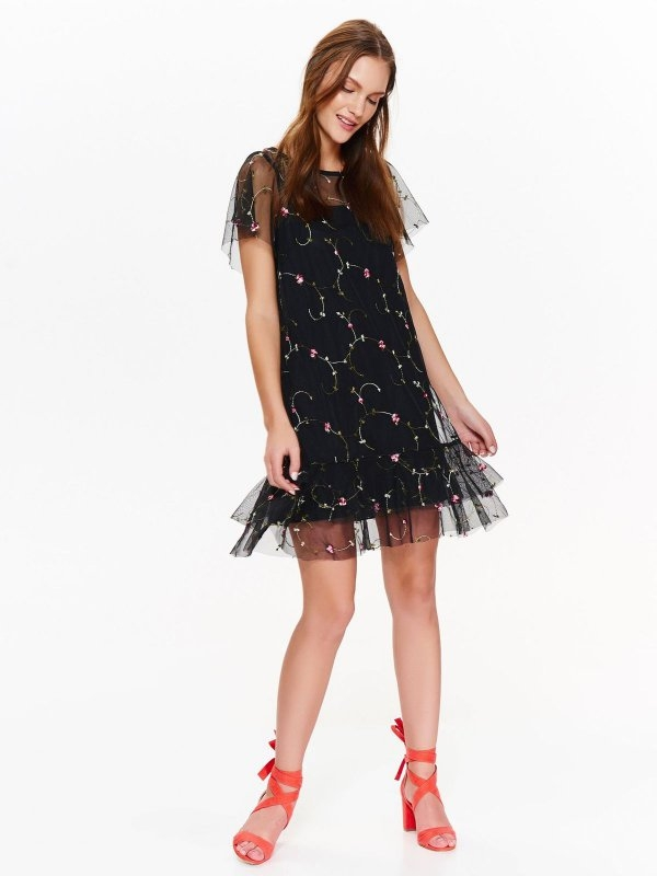 TOP SECRET TOP SECRET φορεμα με κεντημα