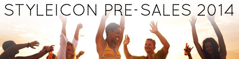 STYLEICON PRE-SALES 2014