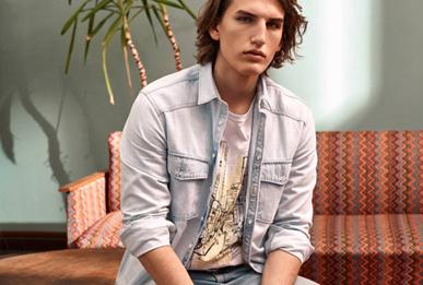 Μεγάλη ποικιλία σε Ανδρικά ρούχα και αξεσουάρ! Παντελόνια, πουκάμισα, μπλούζες, jean, t-shirt, ζακέτες, σακάκια, μπουφάν, jacket, βερμούδες! Τα πάντα σε ασυναγώνιστες τιμές!