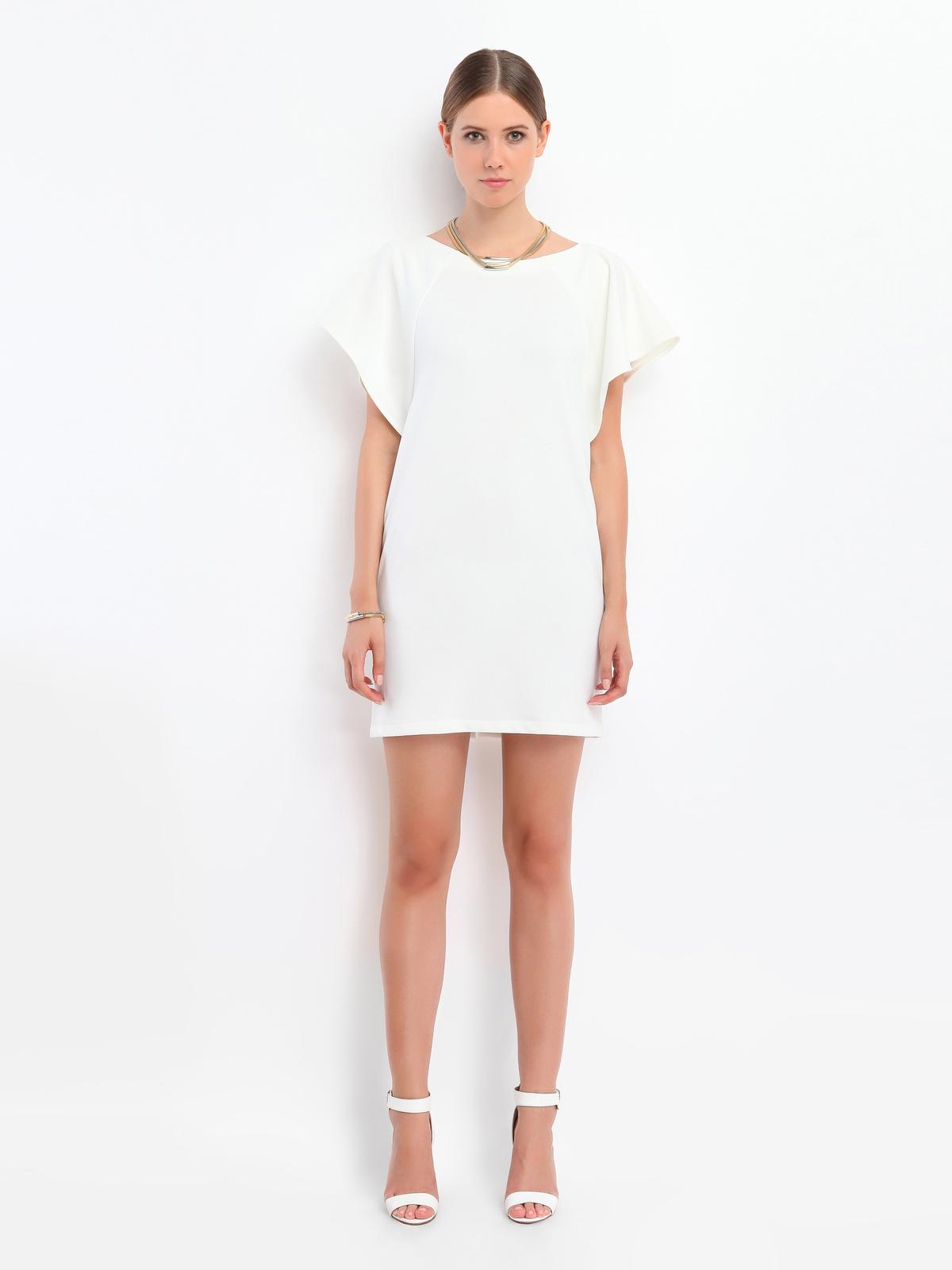Κομψό φόρεμα πεταλούδα. Άνοιξη- Καλοκαίρι 2015.