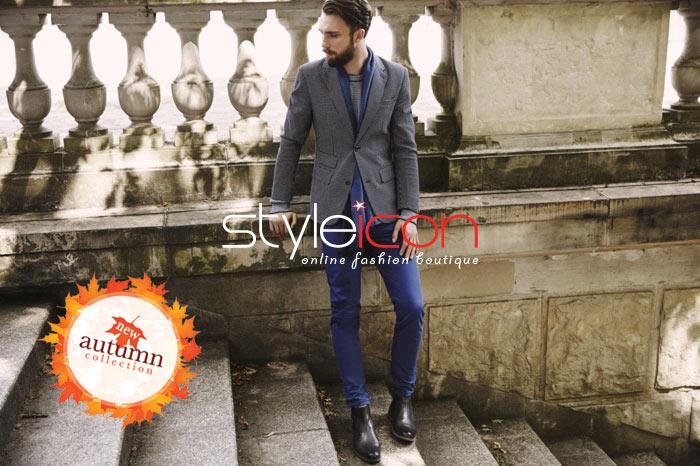 Το στυλ στο ντύσιμο επιβεβαιώνει τη μοναδικότητά μας. Shop Online @ Styleiconboutique.com