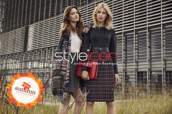 Τα ρούχα μας αποτελούν προέκταση του εαυτού μας! Η νέα μας συλλογή είναι πλεόν Online! Shop Online @ Styleiconboutique.com