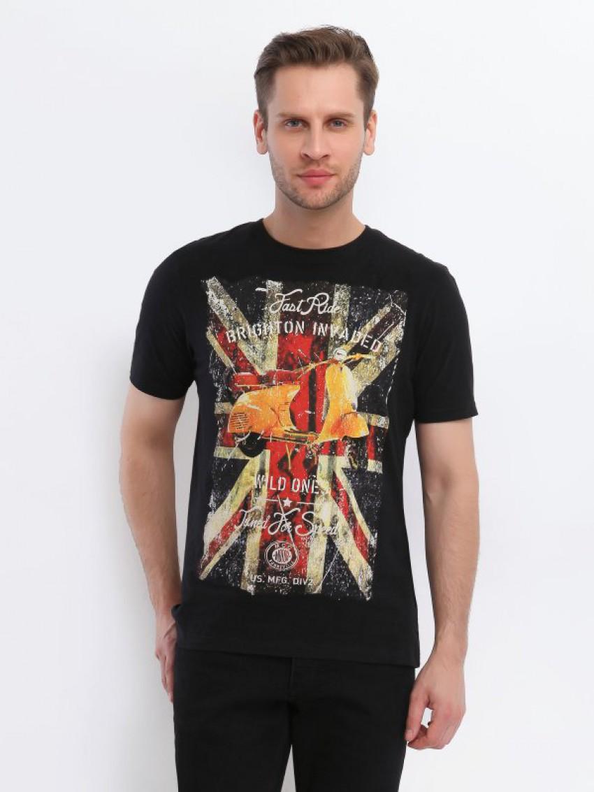 Ανδρικό T-Shirt με αγγλική σημαία